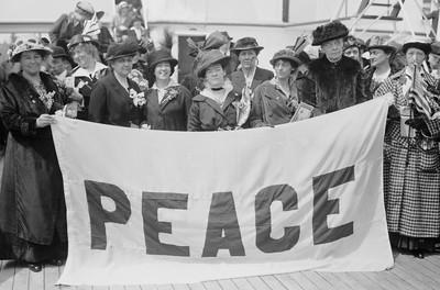 PeaceLink e Unimondo - Gli albori del femminismo