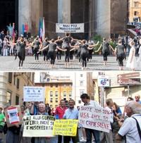 Ricordare sì i morti a Hiroshima e a Nagasaki – ma senza dimenticare quelli nei teatri di guerra italiani di oggi