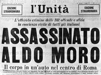 Moro, assassinato nel 1978