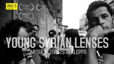 "Docu-film ""Young Syrian Lenses"""