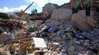 Emergenza terremoto