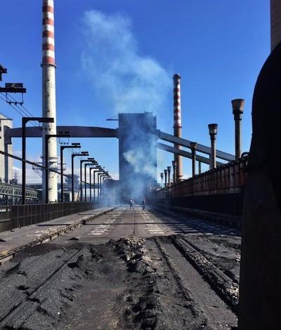 Emissioni non convogliate cokeria Ilva