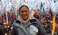 Argentina: prosegue la detenzione di Milagro Sala