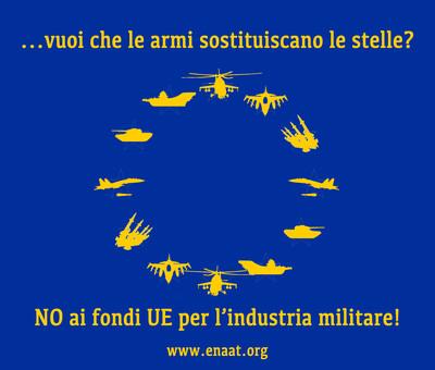 Azione contro sussidi ad industria militare EU