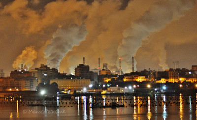 Emissioni Ilva notturne