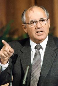 Emergenza pandemia: intervista a Mikhail Gorbachev