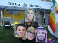 """Rete No War: """"Fermate la guerra in Yemen"""""""