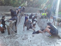 La Reebok Spartan Race a Taranto