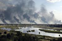 Iraq, l'ambiente in guerra