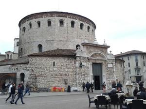 Il Duomo Vecchio di Brescia (2013 L.Giannotti)