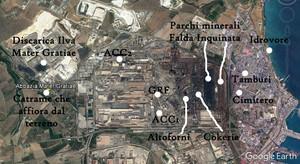 Mappa Ilva