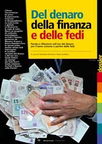 Del denaro, della finanza e delle fedi