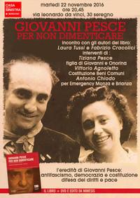 Attualizzare la Resistenza per la Comune Umanità - con Vittorio Agnoletto, Fabrizio Cracolici, Tiziana Pesce, Laura Tussi