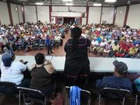 L'Incontro del movimento sociale e popolare honduregno contro il modello estrattivo  ha superato le previsioni