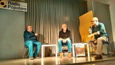 """Film """"Il Sogno di Fausto e Iaio"""" - presentazione con il patrocinio e l'organizzazione di Radio Popolare"""