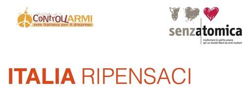 Italia Ripensaci! - disarmo nucleare