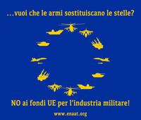 """""""Le nuove iniziative presentate oggi dalla Commissione Europea favoriscono l'industria delle armi e la corsa globale agli armamenti"""""""