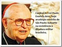 Brasile: Paulo Arns, il cardinale che sfidò la dittatura