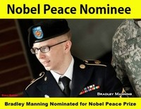 Onore a Manning, obiettore di coscienza alla guerra