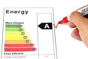 Etichette per l'efficienza energetica