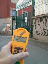 Misurazione della radioattività