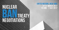 Una settimana di azione per la messa al bando delle armi nucleari: anche l'Italia partecipi ai negoziati ONU