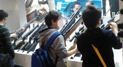 HIT Show Bambini armi