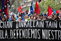 Mapuche senza pace