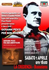 """Val di Susa - Presentazione """"Giovanni Pesce: per non dimenticare"""""""