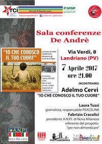 Adelmo Cervi tra passato e attualità - Landriano (Pavia)