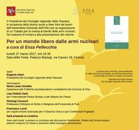 """Presentazione del libro: """"Per un mondo libero dalle armi nucleari"""""""