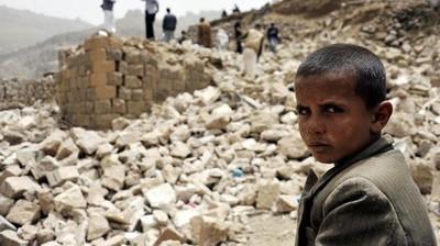 Yemen guerra bimbi