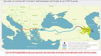 La TAP (Trans-Adriatic Pipeline) è un gasdotto inutile