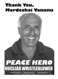 Libero Vanunu dopo 18 anni di carcere. Rivelò al mondo l'arsenale atomico israeliano