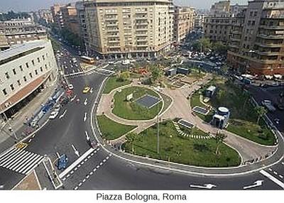 Piazza Bologna non solo quartiere universitario