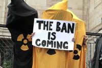 Presentata a Ginevra la bozza del Trattato per il Bando degli Ordigni Nucleari