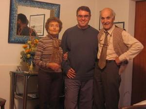 Fiorenza Rambelli, Carlo Gubitosa e Luciano Marescotti a Lugo di Romagna
