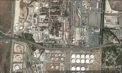 La Raffineria Eni di Taranto