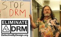 Richard Stallman a Genova il 9 luglio per affermare i diritti digitali nella Giornata internazionale contro la Gestione delle Restrizioni Digitali (DRM)