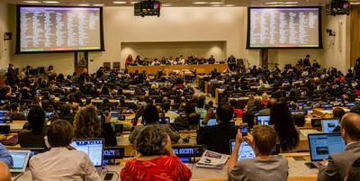 Voto ONU Trattato disarmo nucleare