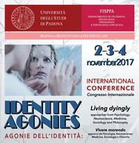 Agonie dell'identità: vivere morendo