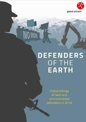 Copertina rapporto Global Witness