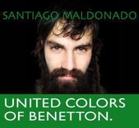 Signori Benetton, dov'è Santiago Maldonado?