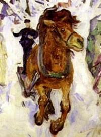 Gondrano è il cavallo da tiro del romanzo La fattoria degli animali di Orwell. E' l'apologia dell'ingenuità, del candore assoluto, dell'incapacità di concepire la malvagità fino al punto da ritenerla impensabile sempre, ovunque e in chiunque.