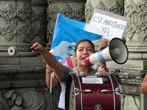 Mobilitazione contro l'impunità (Foto G. Trucchi | Rel-UITA)