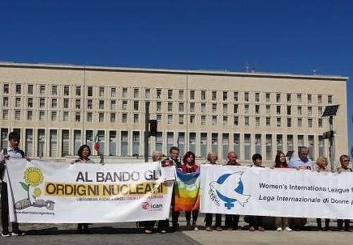 Il disarmo nucleare è l'unica soluzione