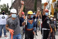 Messico: la società civile resiste e si auto-organizza di fronte al terremoto