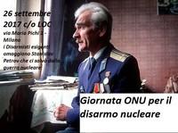 Giornata ONU per il disarmo nucleare