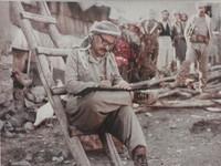 Jalal Talabani, un peshmerga, un leader, un uomo di pace
