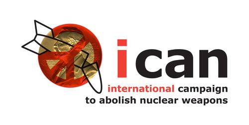 ICAN Nobel Medal
